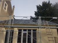 Rénovation de couverture par votre couvreur COUVERTURE LAGRANGE à Moult